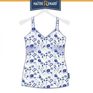 caracos-popeline-de-coton-motifs-fleurs-bleues