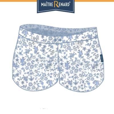 short-femme-voile-de-coton-hirondelles-bleues-calecon-femme