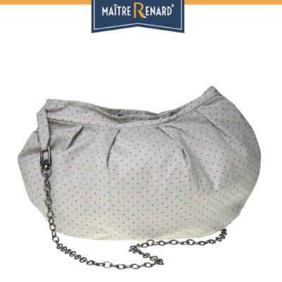 sac-bourse-en-tissu-doublé-tissu-impermeable-pois-fuschia-min