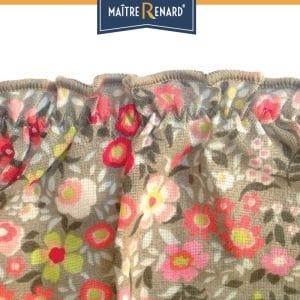 Culotte bouffante en voile de coton 100% coton motifs Monet