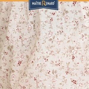 caleçon femme short femme fleurs liberty vintage voile de coton