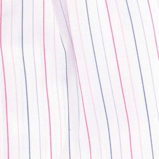 Caleçon homme classique coupe française rayé fin multicolore