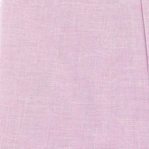 Caleçon homme classique coupe française 100% coton fil à fil rose uni