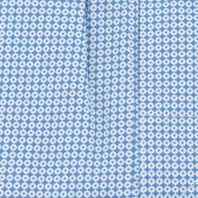 Caleçon homme classique coupe française 100% coton popeline illusion