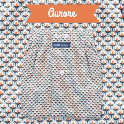 Caleçon moderne en coton français
