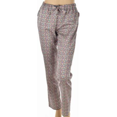 pyjama pantalon femme style liberty